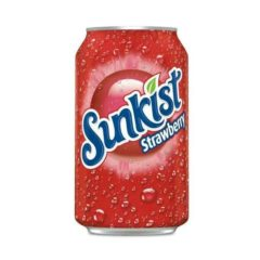 Sunkist Strawberry (335ml)