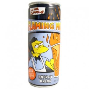 Flaming Moe Energy Drink (355ml)