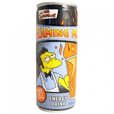 flaming moe energy drink 248ml   here for a good deal