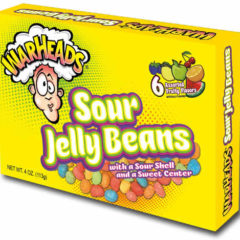 War Heads Sour Jelly Beans(113g)