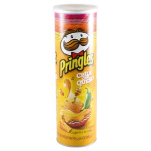 Pringles Chile Con Queso (158g)