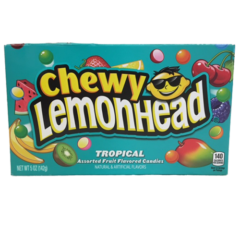 Chewy Lemonhead Tropical (22g)