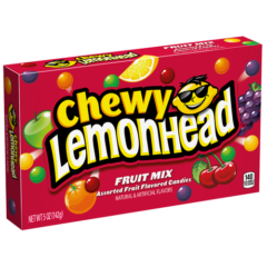 Chewy Lemonhead Assorted Fruit (22g)