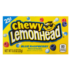 Chewy Lemonhead Blue Raspberry (22g)
