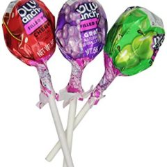 Jolly Rancher Filled Pops (15g) [Pack of 3] Lollipop
