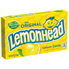 Lemonhead Original (22g)