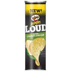 Pringles LOUD Super Cheesy (153g)