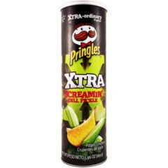 Pringles Screaming Dill Pickle (155g)