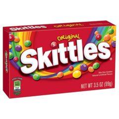 Skittles Orignal Box 3.5 OZ ( 99g )