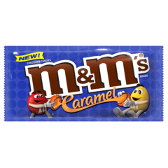 M&M Caramel 1.41 OZ ( 40g )