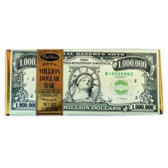 Million Dollar Bar Creamy Milk Chocolate 2 OZ ( 57g )