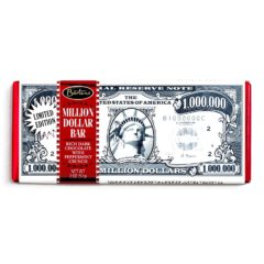 Million Dollar Bar Rich Dark Chocolate 2 OZ ( 57g )