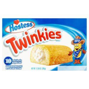 Twinkies 13.58 OZ ( 385g ) – Box of 10
