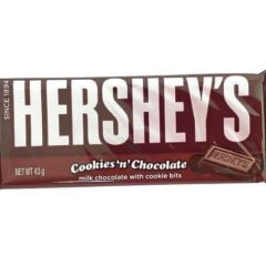 Hersheys Cookies 'n' Chocolate ( 43g )