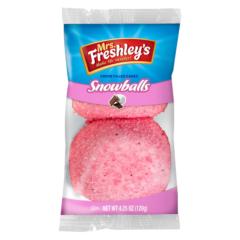 Mrs Freshleys Snowballs 4.25 OZ ( 120g )