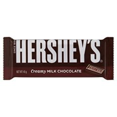 Hersheys Creamy Milk Chocolate ( 45g )