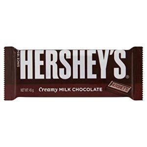 Hersheys Creamy Milk Chocolate ( 45g )
