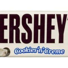 Hersheys cookies 'n' Creme ( 43g )