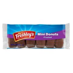 Mrs Freshleys Mini Dounuts Frosted 3.3 OZ ( 94g )
