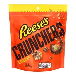 Reeses Crunchers 6.5 OZ (184g )