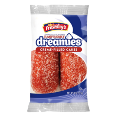 Mrs Freshleys Dreamies Creme Filled Cakes