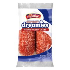 Mrs Freshleys Dreamies Creme Filled Cakes