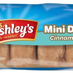 Mrs Freshleys Mini Dounuts Cinnamon 3 OZ ( 85g )