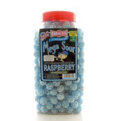 Barnett's Mega Sour Raspberry