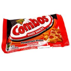 Combos Baked Snacks Pepperoni Pizza Cracker 1.70 OZ ( 48.2g )