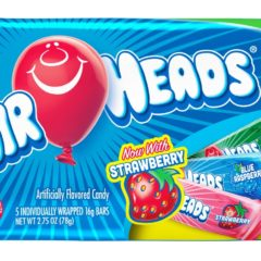 Air Heads 5 Pack Bar