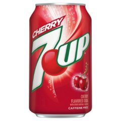 7up Cherry Can 355ml