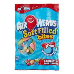 Air Heads Soft Filled Bites 170g
