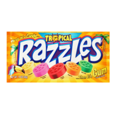 Razzles Tropical 39g