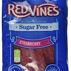 Red Vines Sugar Free Strawberry 141g