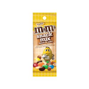 M&Ms Sweet and Salty Peanut Snack Mix