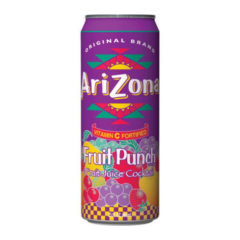 Arizona Fruit Punch Can 680ml