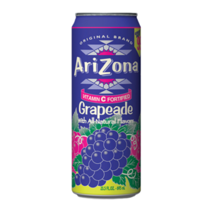 Arizona Grapeade Can 680ml