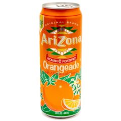 Arizona Orangeade Can 680ml