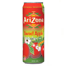 Arizona Sweet Apple Juice Can 680ml