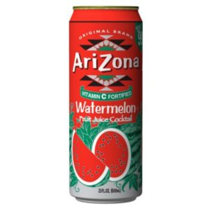 Arizona Watermelon Can 680ml