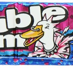 Bubble Yum Gum Cotton Candy 39g