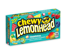 Chewy Lemonhead Tropical 22g