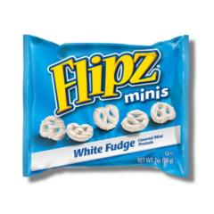 Flipz White Grab & Go 56g