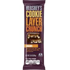 Hershey's Cookie Layer Crunch Caramel 39g