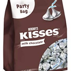 Hershey's Kisses Milk Chocolate Party Bag 1134g