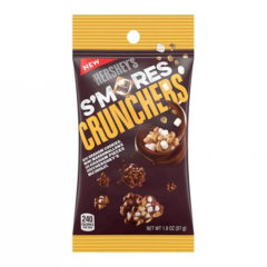 Hershey's S'mores Crunchers Tube 51g