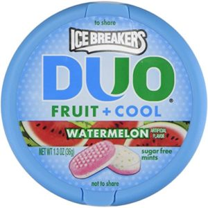 Ice Breakers Watermelon Duo 36g