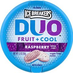 Ice Breaker Duo Mints Raspberry 36g
