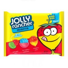 Jolly Rancher Misfits 2 in 1 Gummie 96g