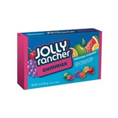 Jolly Rancher Gummies Theatre Box